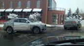 2016 BMW X6 spied USA side