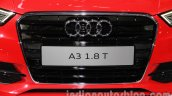 Audi A3 Cabriolet at Auto Expo 2014 grille