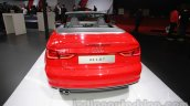 Audi A3 Cabriolet at Auto Expo 2014 rear