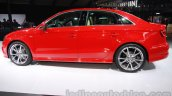 Audi A3 sedan profile at Auto Expo 2014