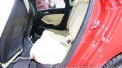 Audi A3 sedan rear seat at Auto Expo 2014