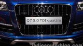 Audi Q7 special edition Auto Expo grille