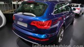 Audi Q7 special edition Auto Expo rear quarters