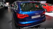 Audi Q7 special edition Auto Expo rear three quarter