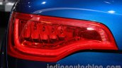 Audi Q7 special edition Auto Expo taillight