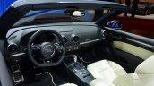 Audi S3 Cabriolet cockpit - Geneva Live