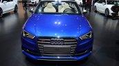 Audi S3 Cabriolet nose - Geneva Live