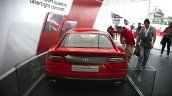 Audi Sport Quattro Concept rear at the 2014 Goodwood Festival of Speed