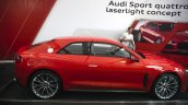 Audi Sport Quattro Concept side at the 2014 Goodwood Festival of Speed