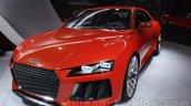Audi Sports Quattro Concept Auto Expo front three quarter