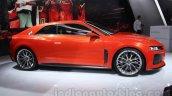 Audi Sports Quattro Concept Auto Expo side profile