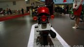 Auto Expo 2014 Hero Splendor Pro Classic Cafe Racer rear 2