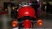 Auto Expo 2014 Hero Splendor Pro Classic Cafe Racer taillight
