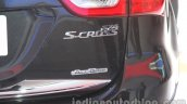Auto Expo 2014 Maruti S Cross badge