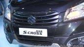 Auto Expo 2014 Maruti S Cross front grille