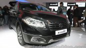 Auto Expo 2014 Maruti S Cross front profile