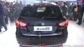 Auto Expo 2014 Maruti S Cross rear