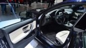 BMW 4 Series Gran Coupe driver entry at Geneva Motor Show