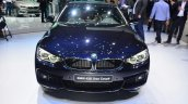 BMW 4 Series Gran Coupe front at Geneva Motor Show