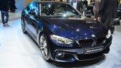 BMW 4 Series Gran Coupe front three quarters at Geneva Motor Show