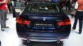 BMW 4 Series Gran Coupe rear at Geneva Motor Show