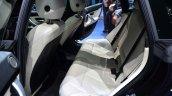 BMW 4 Series Gran Coupe rear seat at Geneva Motor Show
