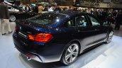 BMW 4 Series Gran Coupe rear three quarters at Geneva Motor Show