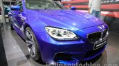 BMW M6 Gran Coupe front three quarter right live