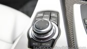 BMW M6 Gran Coupe iDrive control live