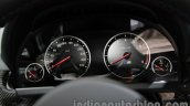 BMW M6 Gran Coupe instrument panel live