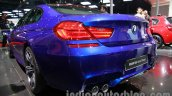 BMW M6 Gran Coupe rear three quarter left live