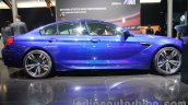 BMW M6 Gran Coupe side live