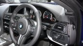 BMW M6 Gran Coupe steering live