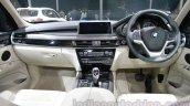 BMW X5 dashboard live