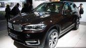 BMW X5 front three quarter live
