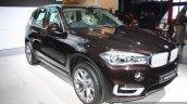 BMW X5 front three quarter right live
