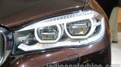 BMW X5 headlamp detail live