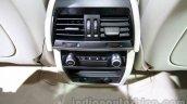 BMW X5 rear aircon live