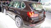 BMW X5 rear three quarter left live
