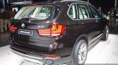 BMW X5 rear three quarter live