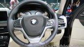 BMW X5 steering wheel live