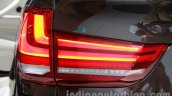 BMW X5 taillight detail live