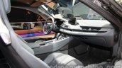 BMW i8 dashboard live