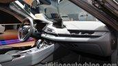 BMW i8 dashboard passenger side live