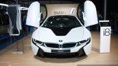 BMW i8 doors live