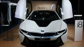 BMW i8 front with scissor doors live