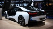 BMW i8 rear three quarter left live