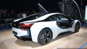 BMW i8 rear three quarter live