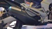 Bajaj Pulsar CS400 exhaust