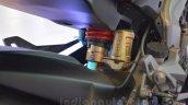 Bajaj Pulsar CS400 monoshock rear suspension